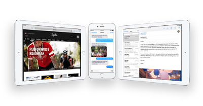 Review iOS 9 Apple