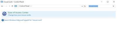 cara membuka program di taskbar dengan mengarahkan mouse