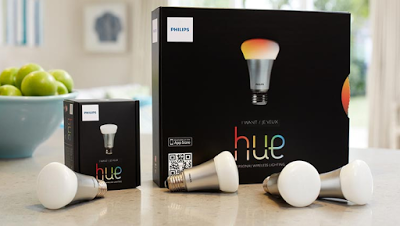 lampu led hue philips